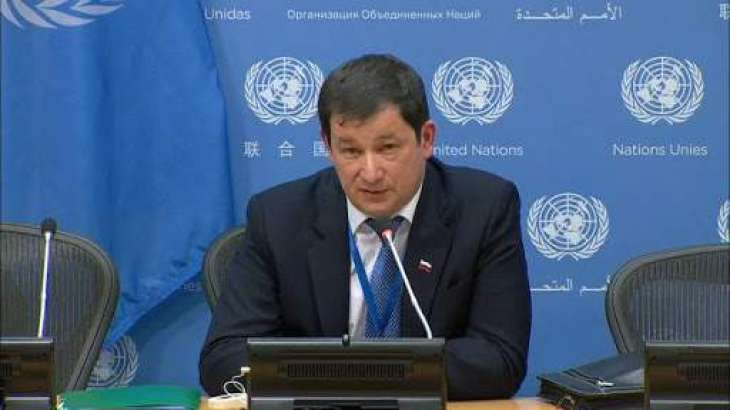 Russia to Promote Holding Mideast Quartet Meeting With Regional Actors - Envoy to UN