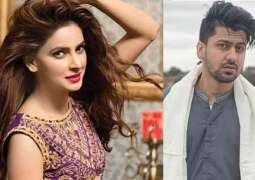 Saba Qamar is trending top after she called off her engagement with fiance