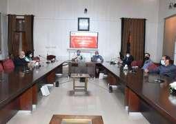 PVMC Accreditation & Evaluation team visits UVAS