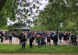 Londoners Gather for Rally Against New Police Bill