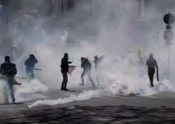 French Police Use Tear Gas Against Kurdish Activists in Strasbourg - Reports