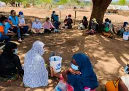 UN Helping Thousands Displaced by Civil Strife in Northern Mozambique - Refugee Agency