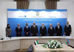 Masdar to develop first foreign investment-based utility-scale solar power project in Azerbaijan