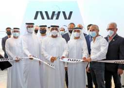 Ahmed bin Saeed opens Aviv Clinics in Dubai
