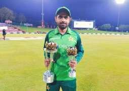 Ali Zafar wishes congratulations to Babar Azam