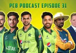 Shoaib Malik appears in 31st PCB podcast