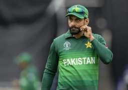 Hafeez aims for double celebration against South Africa