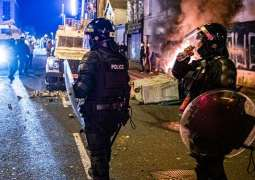 Almost 20 Officers Injured in Thursday's Belfast Riots - Northern Ireland Police