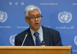 UN Moving Closer to Sending Repair Mission to Decaying Tanker in Yemen - Spokesman
