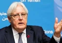 UN Special Envoy for Yemen Urges Parties to Negotiate Political Settlement