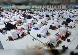 First Taraweeh prayer performed at Makkah, Madinah on first night of Ramadan