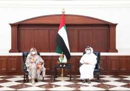 """"""" أبوظبي للتنمية"""" يبحث سبل تعزيز التعاون الاقتصادي مع السودان"""