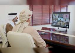 ذياب بن محمد بن زايد يترأس اجتماع مجلس إدارة شركة الاتحاد للقطارات ويثمن دعم القيادة الرشيدة