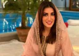 Mehwish Hayat is excited for beautiful moments of Sehr and Iftar