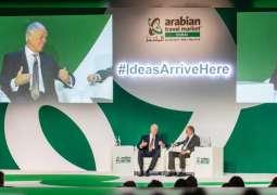 وضع اللمسات الأخيرة لانطلاق النسخة الحية من معرض سوق السفر العربي 2021 بدبي