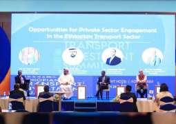 Dubai Chamber participates in Ethiopian Transport Investment Summit