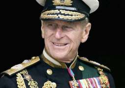 UK Bids Final Goodbye to Prince Philip With Minute Silence