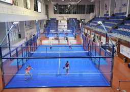 Team 'Uncle Saeed' reaches last-eight of NAS Padel Championship with battling three-set win