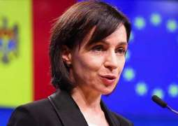Moldova's Sandu Discusses Situation in Country With PACE Head