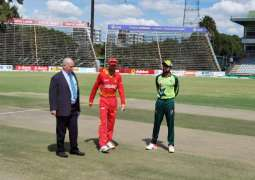 First T20I match: Zimbabwe wins the toss, decides to field