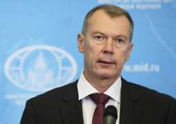 Russian Envoy on Adoption of Resolution on Syria: 'Black Day in OPCW History'
