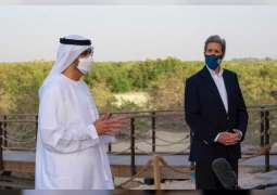 UAE participation at Climate Summit a recognition of country's strong climate leadership: Sultan Al Jaber