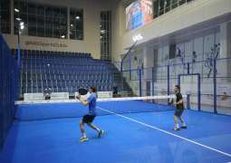 Lozova and Belbes to meet Bek and Babic in women's final of NAS Padel Championship