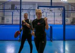 Bek-Babic fight back to down Lozova-Belbes for NAS Padel Championship crown