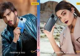 realme Takes Over Social Media with its Enthralling Photoshoot for the Upcoming 8 Series