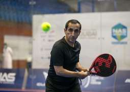 Team 'Uncle Saeed' wins NAS Padel Bronze title, Misas and Xavier triumph in Gold category