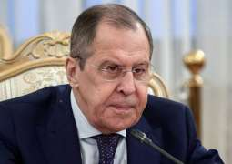 Lavrov Sees as 'Wishful Thinking' Western Claims That Russia Backed Down Finishing Drills