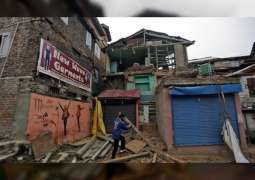 Quake of magnitude 6 strikes India's Assam