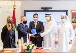 UAE, Italy discuss boosting bilateral trade