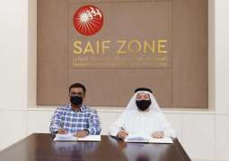 Sharjah's SAIF Zone signs deal with India's Forpack Industries