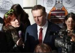Navalny's Regional Offices Dissolved - Navalny's Ally