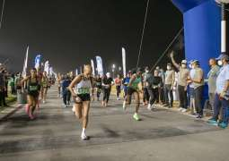 El Ghouz leads Moroccan cleansweep in men's Open category of 10km NAS Run