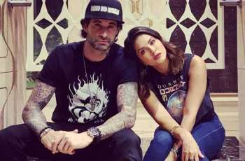 Sunny Leone, Daniel Weber celebrate 10th wedding anniversary
