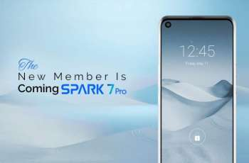 Spark fans gear up, TECNO Spark 7 Pro is coming with more spark