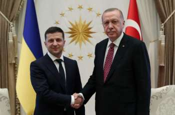 Zelenskyy, Erdogan Support Ukraine's NATO Membership Prospects - Joint Declaration