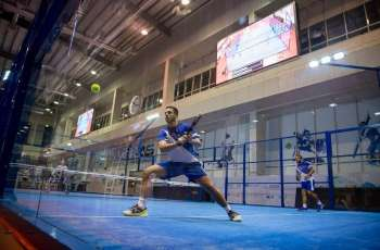 Eighth season of NAS Sports Tournament opens on Wednesday night with Padel Championship