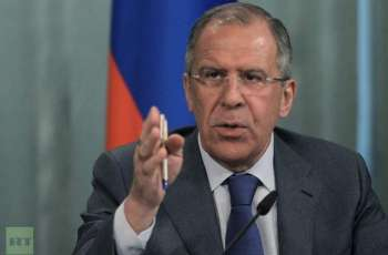 Lavrov Calls on Turkey to Refrain From Supporting Kiev's 'Belligerent Sentiment'