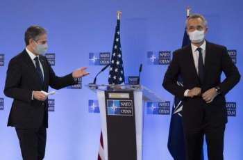NATO Foreign, Defense Ministers to Meet by Video on Wednesday