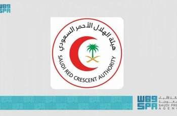 الهلال الأحمر بجدة يباشر 448 بلاغًا في أول أيام رمضان