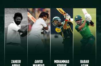 Babar Azam finishes South Africa ODIs as No.1 ranked batsman