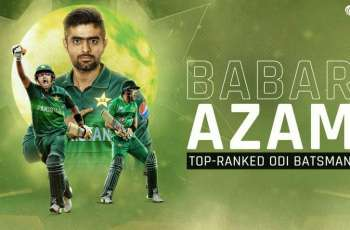 Babar Azam overtakes Indian Captain Virat Kohli and become No 1ODI batsman in ICC rankings