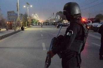 اصابة 7 أشخاص اثر انفجار فی ملعب کرہ القدم باقلیم بلوشستان