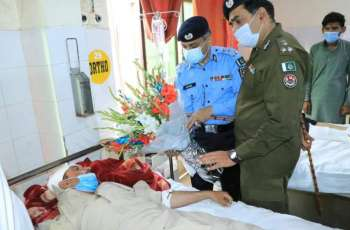 IGP lauds performance of policemen for boldly standing up in critical time