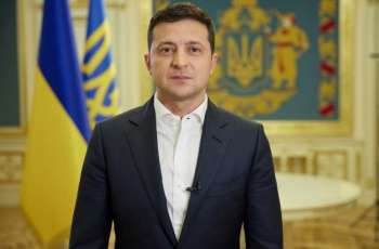 Zelenskyy Says Counts on Italy's Support of Ukraine's Security Agenda