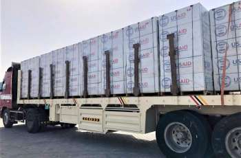 US Delivers Emergency Shelter for 80,000 Ethiopians Displaced by Tigray Conflict - IOM