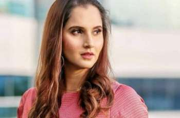 Sania Mirza shares how she reacts when her food arrives